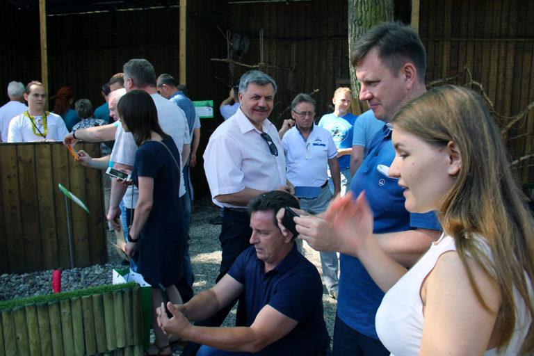 Зеленоградск как центр притяжения