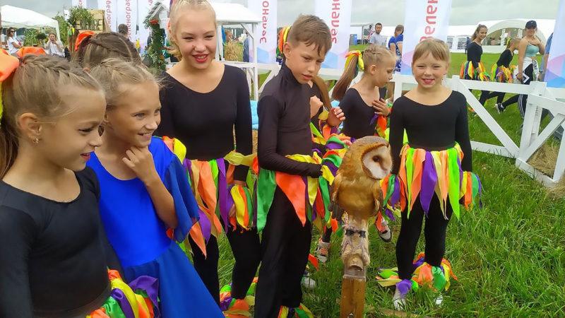 ФилоСовия Балтийского поля: Музей на агрофестивале!