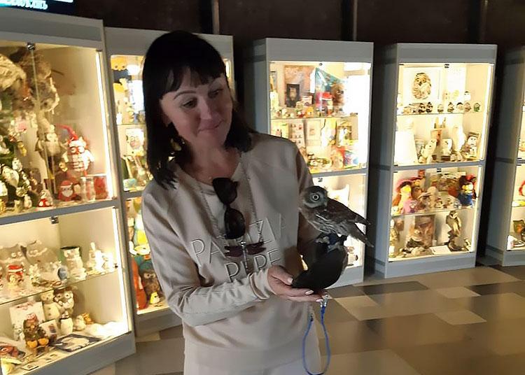 Дизайнер Виктория Лазарева в гостях у «ФилоСовии»